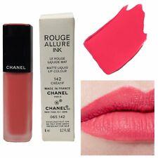 CHANEL ROUGE ALLURE INK Matte Liquid Lip Colour 142 CREATIF 6ml NEW
