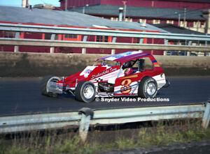 Jimmy Horton at Syracuse Super Dirt Week Photo