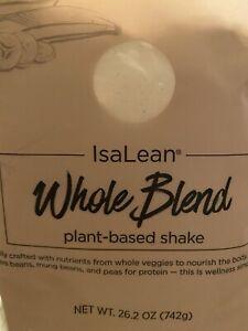 ISAGENIX ISALEAN Banana Bread Limited Edition Shake 840G WEIGHT LOSS Vegan Plant