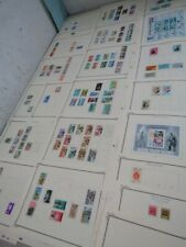 Nystamps British Virgin Islands many mint stamp collection Scott page