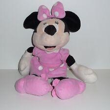 Doudou Souris  Minnie Disney -Robe Rose