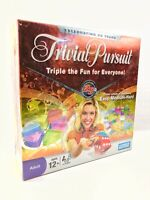 Trivia Pursuit Board Game 25th Anniversary Edition Parker Brothers Brand New