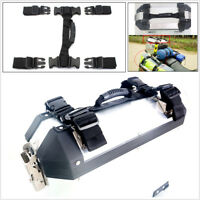 Black Braid Side Handle Handle Rope For Aluminum Side Box For BMW R1200GS LC ADV