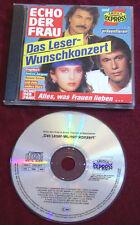 ECHO DER FAU Leser Wunschkonzert 1989 CD TOP Modern Talking SCHLAGER Udo Jürgens