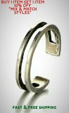 - Double Band - Usa Seller New Toe Ring Antiqued Silver Plated