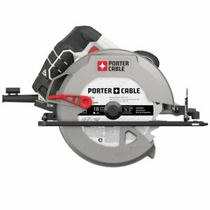 Porter Cable PCE300 15 Amp 7-1/4-Inch Heavy Duty Steel Shoe Circular Saw