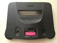 Plasturgie supérieur pièce détachée console de jeux Nintendo 64 N64