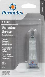 Permatex 81150 dielectric tune up grease 0.33oz tube 9g