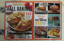 SOUTHERN LIVING Special Collector's Edition BEST FALL BAKING 2015 132 Recipes