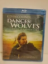 Dances with Wolves (Blu-ray Disc, 2011, 2-Disc Set, 20th Anniversary Extended C…