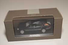 A2 1:43 MINICHAMPS MERCEDES-BENZ C-CLASS C-KLASSE T MODEL METALLIC BLUE MIB