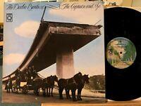 Doobie Brothers The Captain and Me QUAD Vinyl LP Warner Bros BS4 2694 Quadradisc