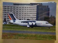 AIR FRANCE / CITY JET   RJ 85    EI-RJE     / collection vilain N° 738