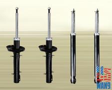 4pc OE Suspension Gas Shock Strut Front+Rear for 2007-2009 VW Golf/Jetta City