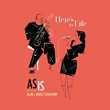 """As Is featuring Alan and Stacey Schulman cd""""Here's To Life"""""""