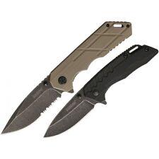 Lot de 2 Couteaux Kershaw A/O Lame Acier 2Cr13 Manche GFN KS1336WMPROMO