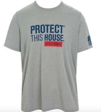 Under Armour * UA Protect This House Tech Large Grey Heather for Men