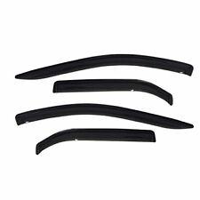 Westin 72-39492 4 Pc Smoke Acrylic Slim Wind Deflectors for Escalade/Tahoe/Yukon