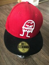 New era 59fifty Artist Series Fitted Cap 7 1/2 58.6 Cm Pre-loved Rare Hat Wool
