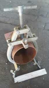 Rohrschnellspanner Rohrzentriersystem JA 5-9  aus Insolvenz inkl.  Mwst.