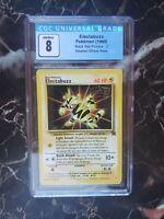 1999 Pokemon Black Star Promo Electabuzz NM/Mint PSA 9