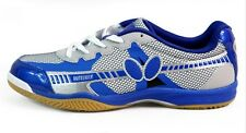 Butterfly ping pong/table tennis shoes/Trainers Utop - 6, Blue, NEW, UK