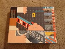 SIGNED CHRIS WARE - JIMMY CORRIGAN 2nd Ed. w/FOLDOUT DUST JACKET GOOD CONDITION
