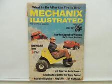 Aug 1970 Mechanix Illustrated Magazine ATV L10287