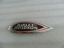 NEW ORIGINAL HARLEY FLSTS HERITAGE SPRINGER LEFT FUEL TANK MEDALLION 62156-00
