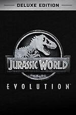 Jurassic World Evolution Deluxe Edition Global Free PC KEY