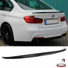 BECQUET / LEVRE DE COFFRE CARBONE LOOK M PERFORMANCE POUR BMW SERIE 3 F30