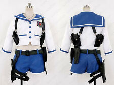 Resident Evil 6 Sherry Birkin cosplay costume anime Cool  cosmic Hallowee