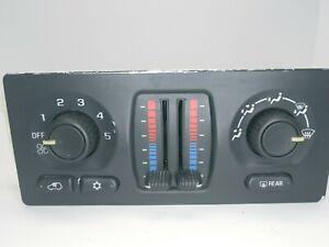 AC Control for 03-06 GMC Yukon Temperature Climate Heater Manual