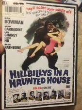 Hillbillies in a Haunted House (DVD, 2000)