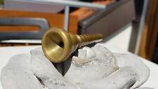 Interessantes eigenwilliges Mundstück für Trompete oder Flügelhorn