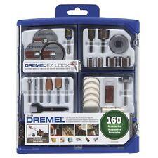 Dremel 710-RW2 - EZ Lock 160 PC All-Purpose Accessory Kit 26150710AH - ON SALE