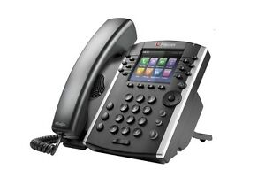 Polycom VVX 400 VoIP PHONE - POE - 12 Month Warranty - Inc VAT and Delivery