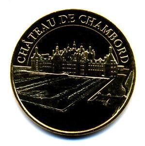 41 CHAMBORD Château et jardins, 2021, Monnaie de Paris