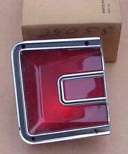 1966 Dodge Coronet Wagon NOS MoPar Left TAIL LAMP Assembly #2585171