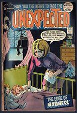 Unexpected (1968) #132 VG (4.0) 52 page giant Jim Aparo art
