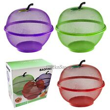Apple Shape Mesh FRESH FRUITS Storage Basket -Keep Flies & Unwanted Insects Out