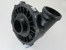 "Waterway Spa Hot Tub Pump Wet End 2"" X 2"" 56 Frame 4 HP Executive Video No Barb"