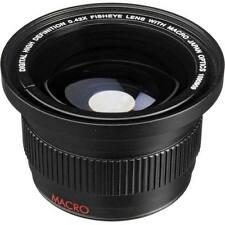 Digital HD Super Fisheye Lens with W/Macro For Panasonic Lumix DMC-GX1K