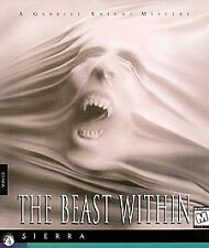 Gabriel Knight The Beast Within PC CD-ROM 6-disc Set Sierra 1995 game for MS-DOS