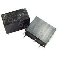 20 x JQ1-12V-F DC12V Power Relay 5 Pins 5A AC250V AJQ1341F 10902Q