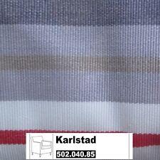 IKEA Karlstad Bezug für Sessel (klein) in Dillne grau/beige 502.040.85