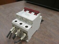 Klockner Moeller Circuit Breaker FAZ G16A 16A 3P Used