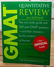 The Official Guide for GMAT Quantitative Review by Graduate Management...