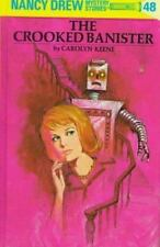 The Crooked Banister (Nancy Drew Mystery Stories, No. 48) by Keene, Carolyn