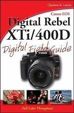 Canon EOS Digital Rebel XTi/400D by Lowrie, Charlotte K.-ExLibrary